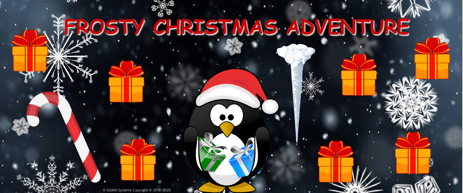 Frosty Christmas Adventure